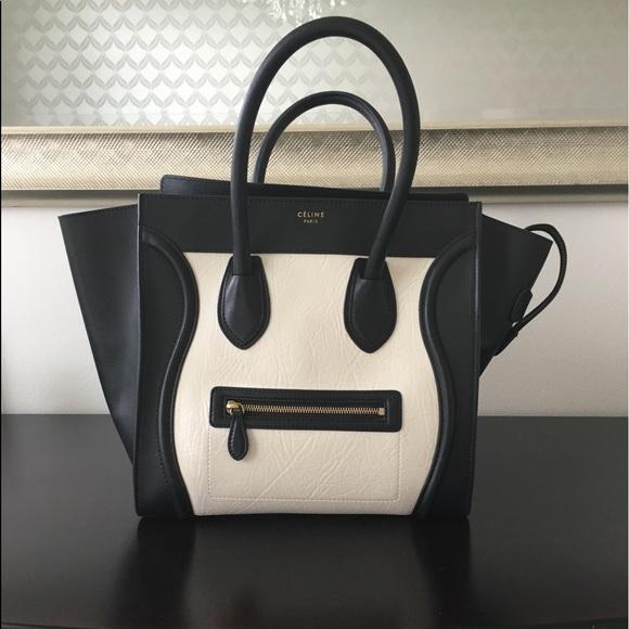 Celine Handbags - Céline Luggage Tote